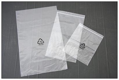 Túi bao bì nylon miệng bằng